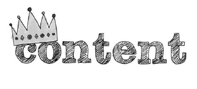 Продвижение сайта статьями и контентом