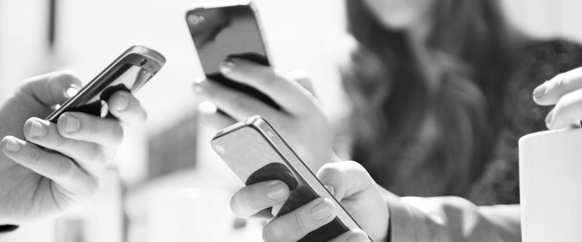 Пользователи интересуются мобильной рекламой